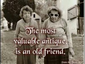 antique friends