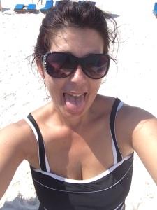 crazy beach me