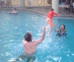 kid toss