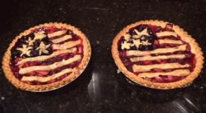pies july 4