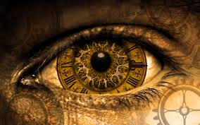 Time eye photo