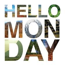 hello monday image