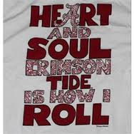 alabama football how i roll