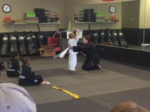 b karate