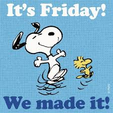 its fridaywe made it peanuts