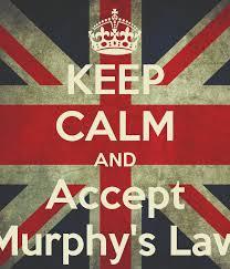 keep calm murphys law