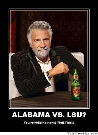 smartest man roll tide