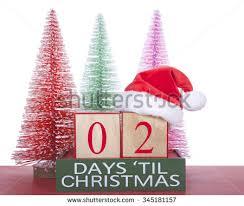2 days til christmas