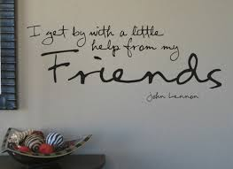 john lennon friends i get by