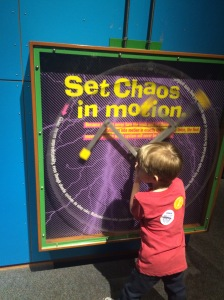 chaos in motion